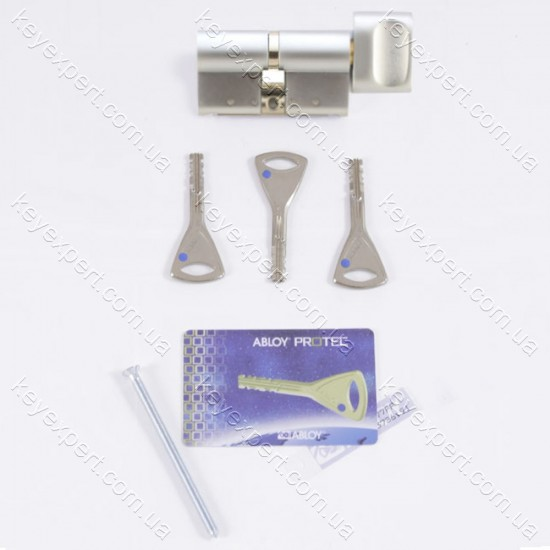 Цилиндр ABLOY KT PROTEC 102 46x56T 3KEY